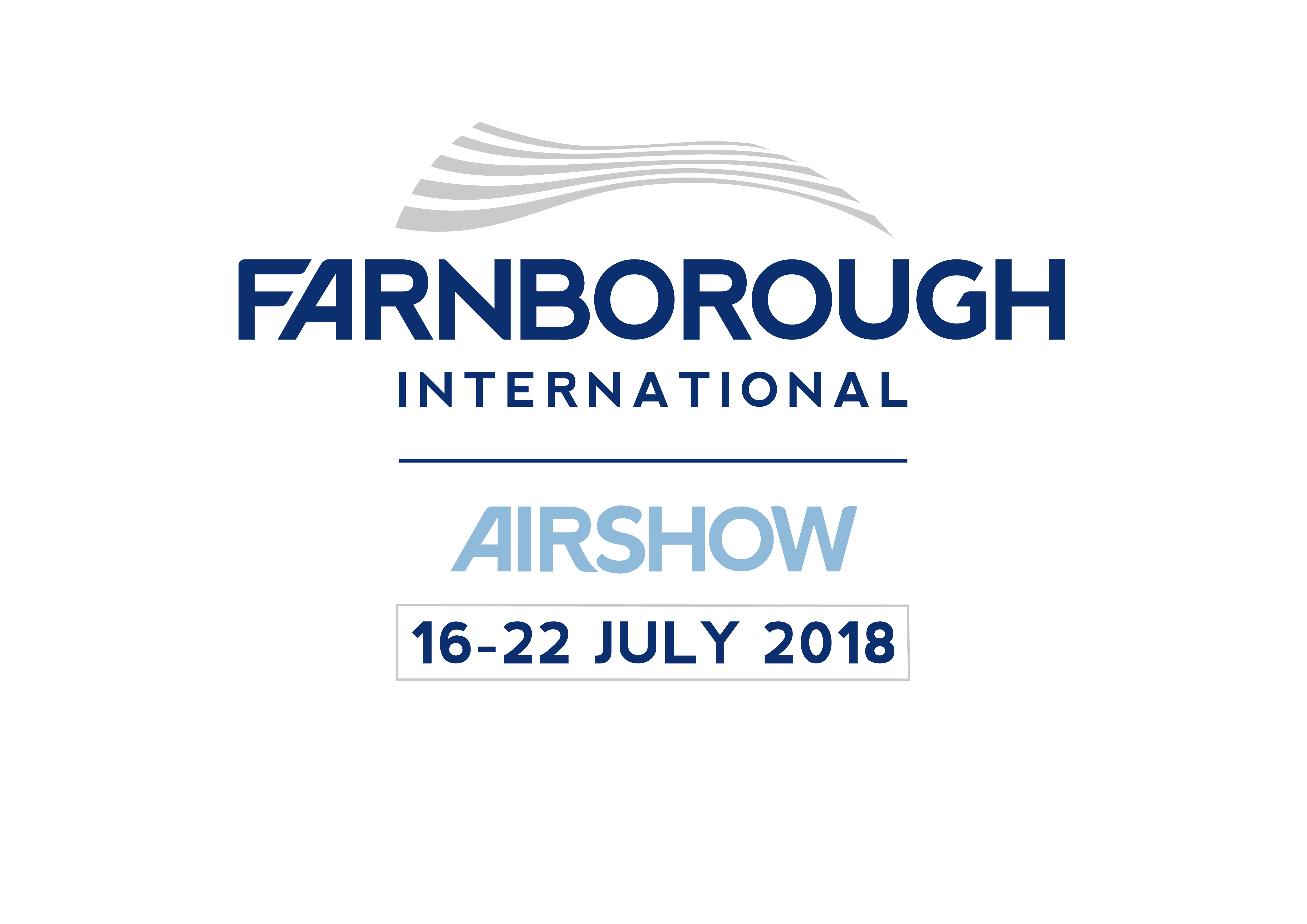 Farnborough international_airshow trade logo_with dates_stacked_White BG-01